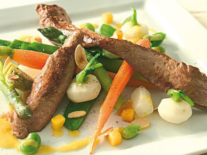 Variantes de la recette des aiguillettes de canard