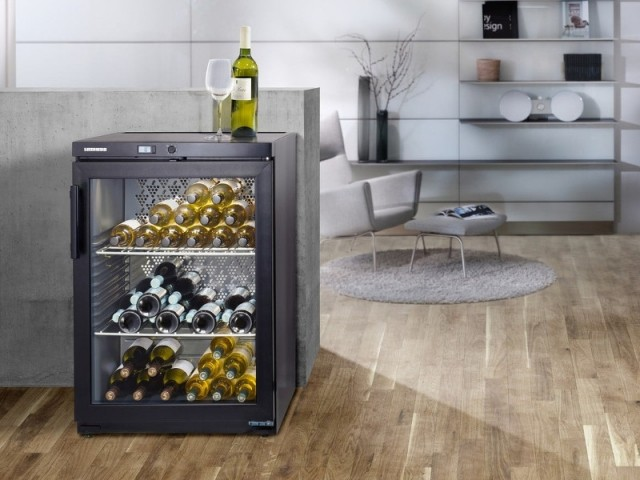 La cave à vin pour une température parfaite